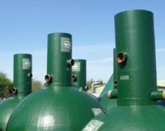 Septic Tanks for up to 6,000 litres