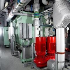 ADsorption Chiller - Water-based Refrigerant