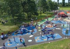 Playscape Surfacing Service