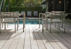 Ipe Decking 19x140mm Pre-Grooved for hidden deck fastening system