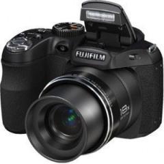 Fujifilm FinePix S2950HD Black Camera