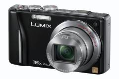 Panasonic Lumix DMC-TZ20 Black Camera