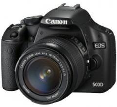 Canon EOS 550D + 18-55mm Lens Kit Camera