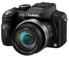 Lumix DMC-FZ45 Black Camera