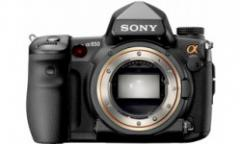 Sony DSLR Alpha 850 Camera Body