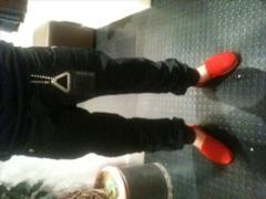 Black Cuff Jeans