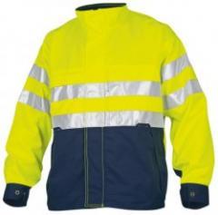 EN471 High Visibility Jacket Class 3