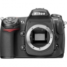Nikon D300 Digital slr 123mp Camera