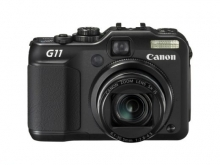 Canon PowerShot G11 Digital Camera 10MP