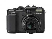 Canon PowerShot G11 Digital Camera 10MP