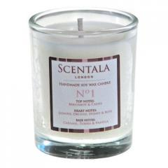 No 1 votive scented candle 60g