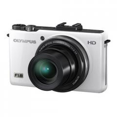 Olympus XZ-1 Creator Digital Camera - White