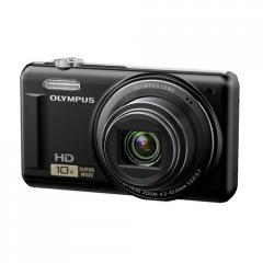 Olympus VR-310 Smart Digital Camera - Black
