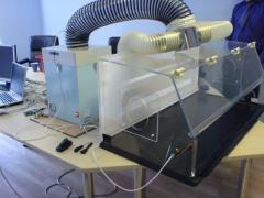 Airflow measuring system