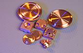 CNC Copper Machining Components
