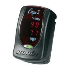 Nonin 9550 Onyx II Digital Finger Pulse Oximeter