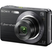 Sony DSCW120B Digital Camera