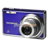 Olympus FE-5020 Digital Camera (Blue)
