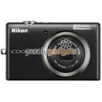 Nikon Coolpix S570 Digital Camera (Black)