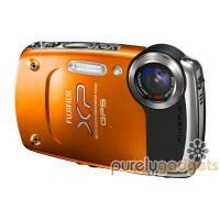 Fuji FinePix XP30 Digital Camera (Orange)