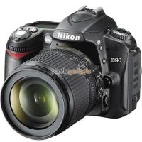 Nikon D90 DSLR Camera with 18-105mm VR Lens Kit