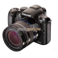 Samsung NX10 Digital SLR Camera with 18-55mm Lens