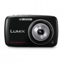 Panasonic Lumix DMC-S3EB-K 14.1MP Digital Camera