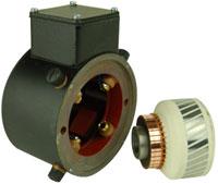 Radio Energie tachogenerator