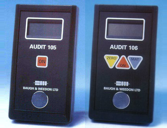 Audit thickness gauges