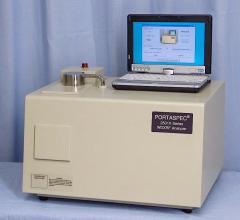Xray Spectrograph Portaspec