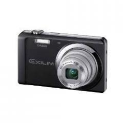 Casio Exilim Zoom | EX-ZS5 Black Digital Camera