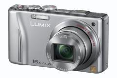 Panasonic TZ20 Digital Cameras - Silver(14.1MP MOS, 16x Optical Zoom, 3 inc