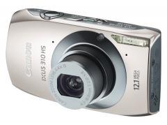 Canon IXUS 310 HS Digital Camera - Silver (12.1MP, 4.4x Optical Zoom) 3.2 i