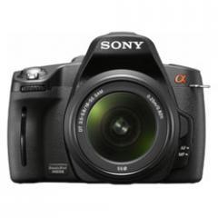 Sony DSLRA390L DSLR camera