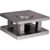 Custom 2-Axis Load Cell Platform