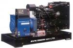 AVK John Deere Generators 20-440kVA
