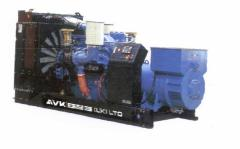 AVK MTU Diesel Generators 715-3300kVA