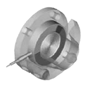 Flanged seals - flush diaphragm