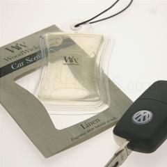 Woodwick Car Scents - Linen