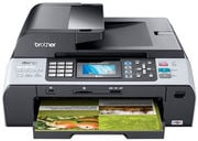 Brother MFC5890CN A3 printer, A4 scanner, copier,