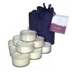 Soy Candle Tea Light Luxury Fragrances