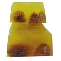 Lemon Handmade Soap for Gardeners