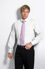 NON IRON LONG SLEEVE CORPORATE SHIRT