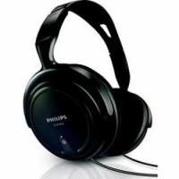 Philips Basic Corded Audio Headphones - Black