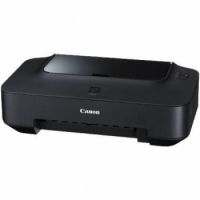 Canon PIXMA iP2702 Inkjet Photo Printer - Black