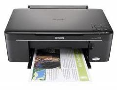 Epson SX125 - Epson Stylus Printer