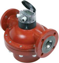 Fuel oil meters