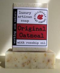 Original Oatmeal Handmade Soap