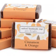 Cinnamon & Orange Guest Soaps