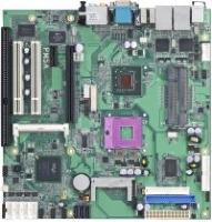 ΜATX Core 2 Duo Mobile GME965 SKT478 Motherboard
